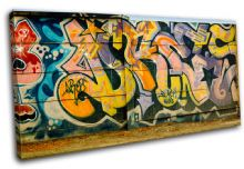 Abstract Urban Graffiti - 13-1976(00B)-SG21-LO